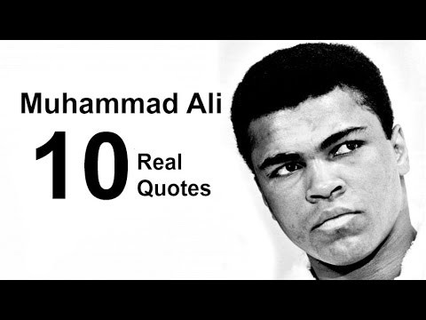 Muhammad Ali 10 Real Life Quotes on Success | Inspiring | Motivational Quotes - YouTube