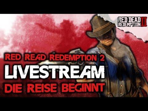 Deutscher Red Dead Redemption 2 Livestream - Corypheus News & Guides