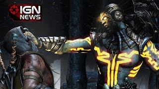 Mkx Gets New Kustom Kombat Mode - Ign News