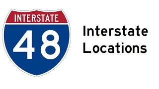 Top 10 Longest Interstate Highways In U S A