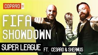 Is Modern Football Forcing a European Super League? - FIFA Showdown ft. Sheamus & Cesaro | Ep. 5