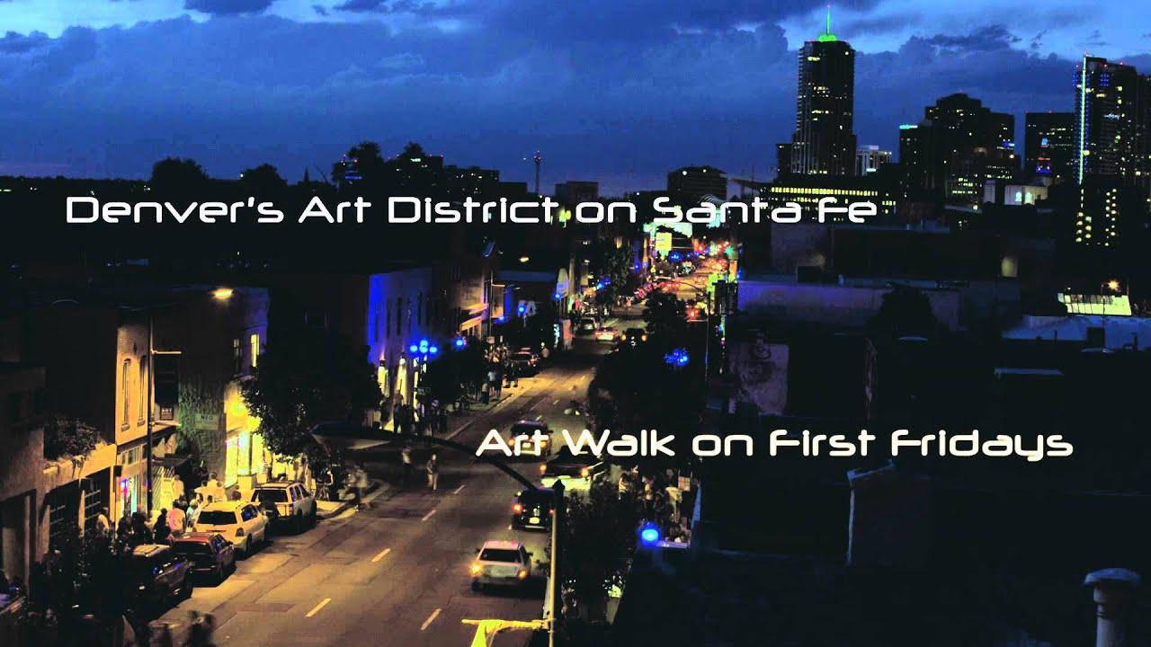 T-Shirts Santa Fe Art District Denver