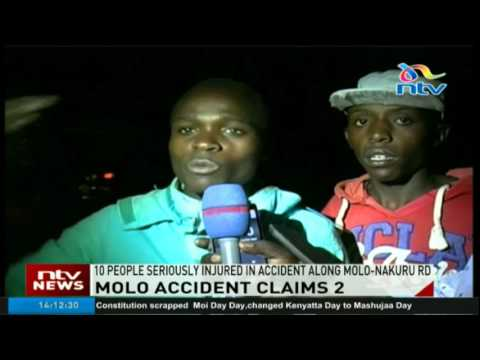 Molo accident claims 2