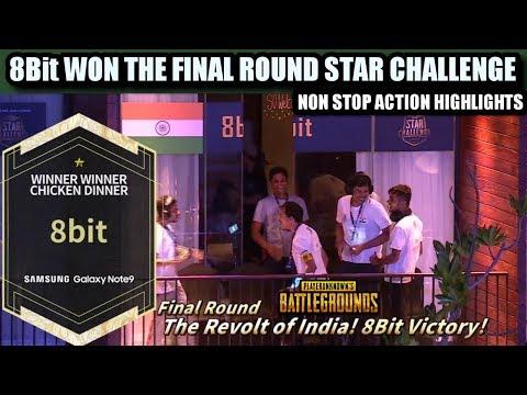 PMSC STAR CHALLENGE - 8Bit Won Final Round Of ASIAN FINAL EP7 HINDI