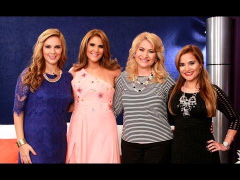 Minutos de Oro con Reina de Salazar - Gabriela Mejia y Ana Vilma Marchelli