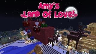 Amy's Land Of Love! Ep.151 The Naughty Little Elf! | Christmas Special!  | Amy Lee33