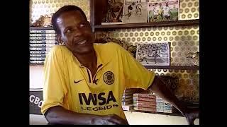 Kaizer Chiefs legends walk down memory lane