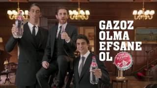 Uludağ Gazoz - Gazoz Olma Efsane Ol - İbrahim Kutluay Sultan Kösen Reklamı