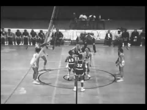 Kuhner vs. Delta junior high school basketball, 1968-1969