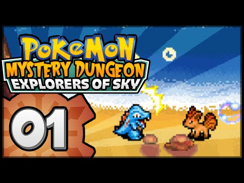 Pokémon Mystery Dungeon: Explorers of Sky - Episode 1 | I Am