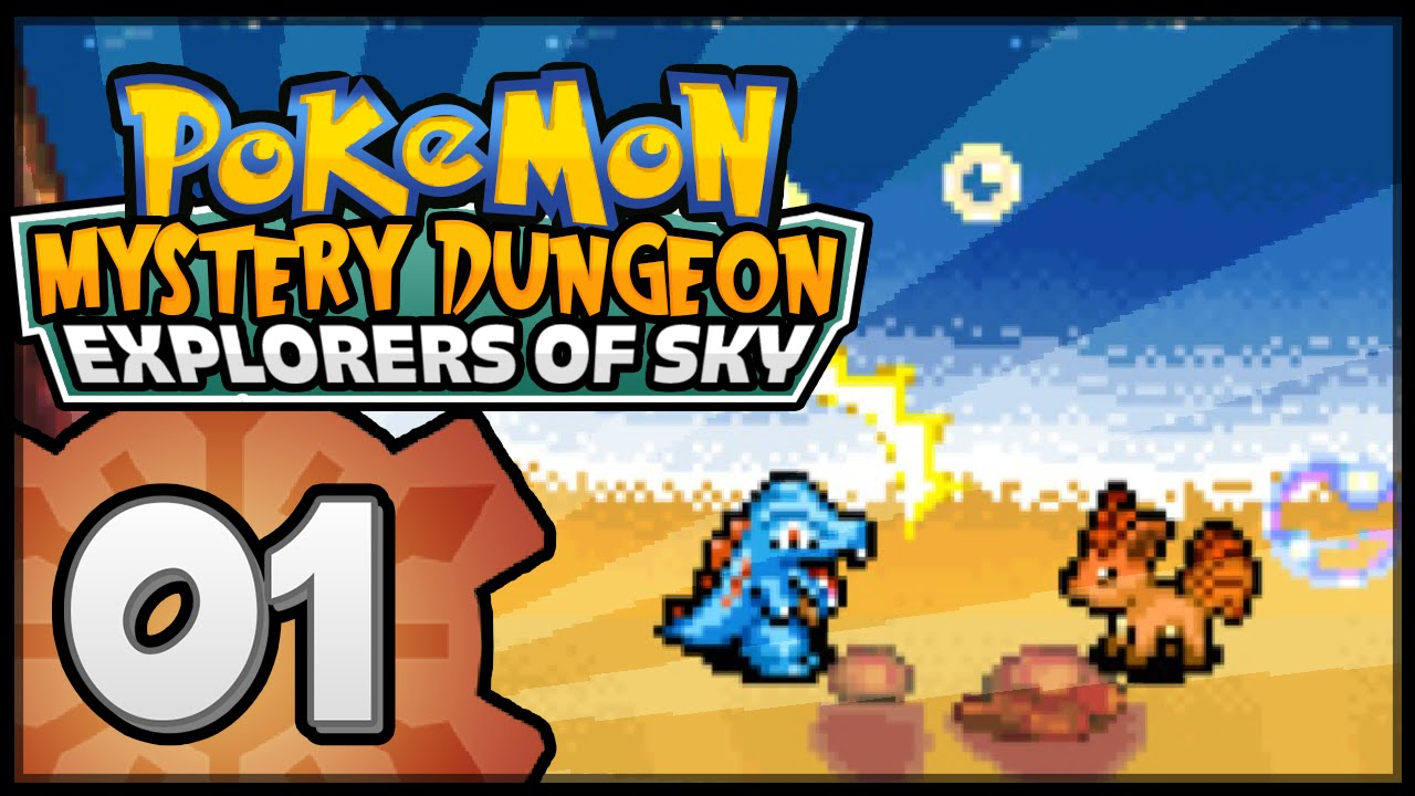 Pokemon Mystery Dungeon Explorers of Sky - Episode 1 | I Am Pokémon!