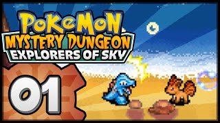 Pokémon Mystery Dungeon: Explorers of Sky - Episode 1 | I Am Pokémon!