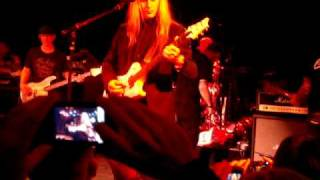 """Corey Taylor  """"Would"""" Alice in Chains with Jerry Cantrell   & Camp Freddy 12-18-09"""