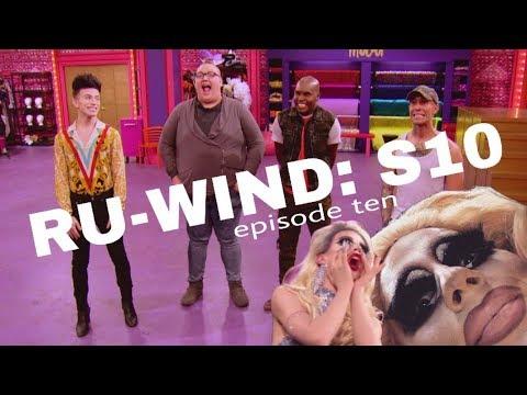 RuPaul's Drag Race RU-WIND: S10E12