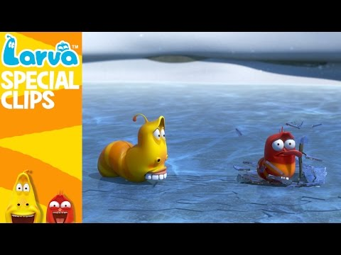 [Official] Winter - Fun Clips from Animation LARVA