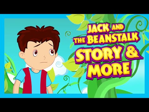 Jack and The Beanstalk Story and More | Ant and The Grasshopper Story | Story Collection By Kids Hut