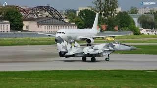 ВСУ получили модернизированные истребители МиГ-29МУ1