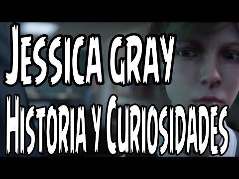 Jessica Gray - Historia y Curiosidades (Outlast 2)