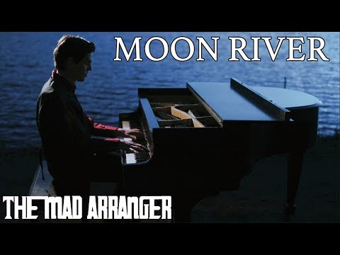 Jacob Koller - Moon River - Advanced Piano Cover with sheet music