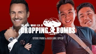 Steve Park & Alex Lim | Dropping Bombs (Ep 178) - Helping people fix & leverage their credit