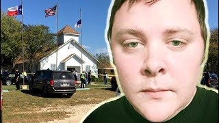 Texas Church Massacre: What They're NOT Telling You