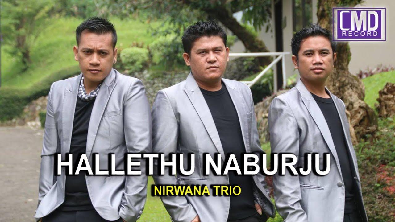 Nirwana Trio Vol.5 - HALLETHU NABURJU [Official Music Video CMD RECORD] [HD]