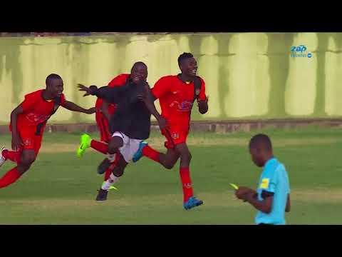 Desportivo da Huila x Petro de Luanda - Highlights e Golos - Girabola ZAP 01.10.17