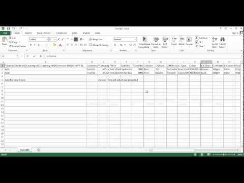 Best Ebay Tool For Bulk Listing File Exchange Video Training1