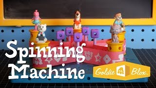 Repeat youtube video How to Build the Spinning Machine