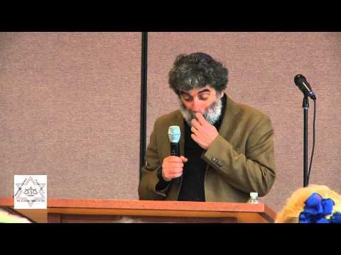 Gershom Gorenberg - Keynote, 6th Annual Teach-In On Israel, Pt. 1