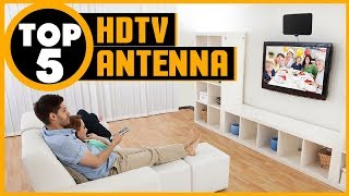 ✅ HDTV Antennas: Best HDTV Antenna 2019 | Top Rated HDTV Antenna Reviews (Buying Guide)