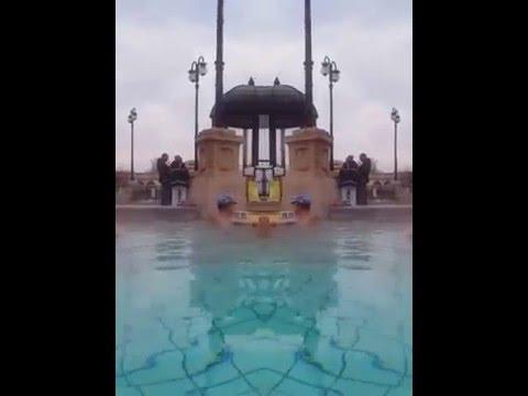 Bagni Termali di Budapest - YouTube