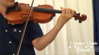 Suzuki Violin Book 2 - Number 4 - Long, Long Ago