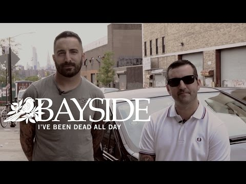 Bayside - I've Been Dead All Day (Official Music Video)