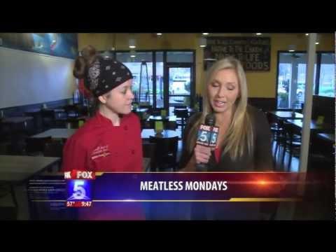 Native Foods Café on Fox 5 San Diego - 3/18/2013