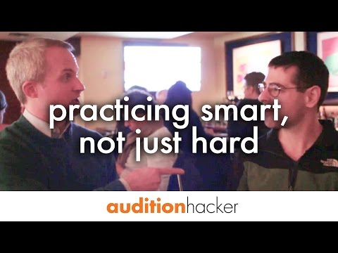 practicing smart, not just hard (with will james)