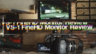 Aputure VS1 FineHD Field Monitor Review