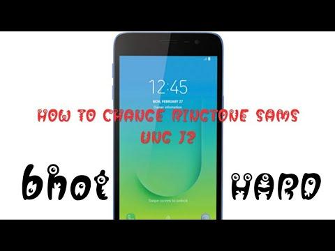 Change ringtone on your mobile Samsung J2 😎