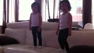 Potty Twins