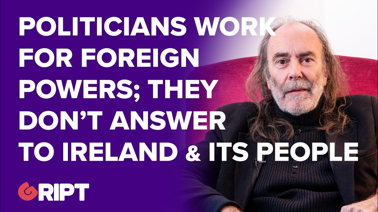 John Waters: Hate Speech Laws & Politicians Selling Ireland Out