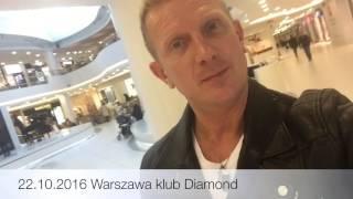 dbomb - Zaproszenie na koncert - Klubu Diamond, Warszawa (22.10.2016)