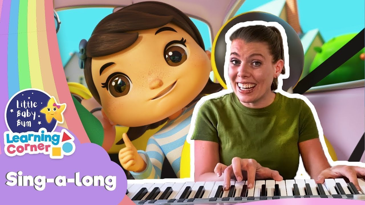Are We Nearly There Yet? (Sing-a-long) | Sing Along Corner | Learning Videos For Kids| Learn At Home