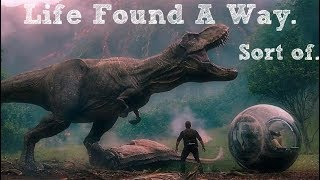 FAN THEORY: JURASSIC WORLD (1&2)
