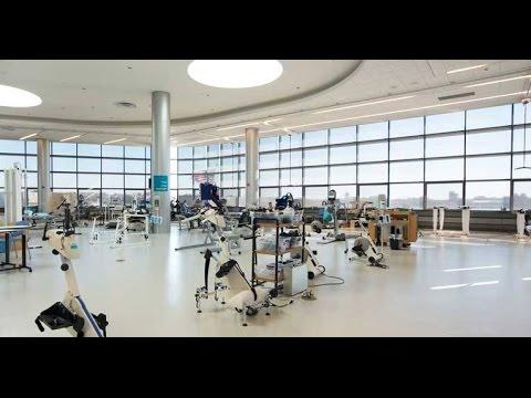 Spaulding Rehabilitation Hospital  |  Boston, MA  |  Nora® Flooring