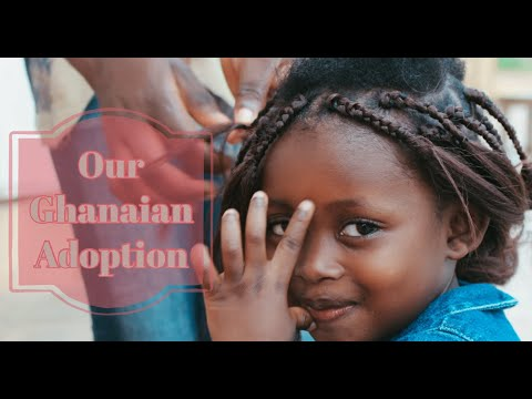 Our Ghanaian Adoption Story