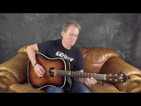 "Acoustic Live Guitar Performance with Brad Davis ""The Shredder"""
