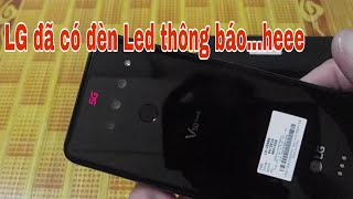 Trải nghiệm LG V50...
