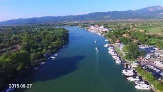 Phantom 3 - Magra River Footage (Liguria - IT)