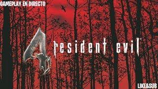 RESIDENT EVIL 4 ULTIMATE HD EDITION🔥 ¡¡GAMEPLAY PC ESPAÑOL¡¡ 2019 EN DIRECTO 🔥 PARTE 3 2/2