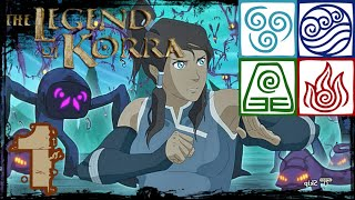 The Legend of Korra - » Part 1 [CHAPTER 1 / A NEW ERA BEGINS] « [HD]